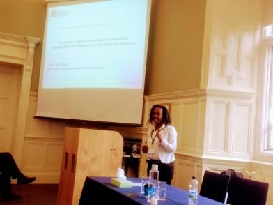 UKFIET Conference photo